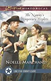 The Nanny's Temporary Triplets (Lone Star Cowboy League: Multiple Blessings)