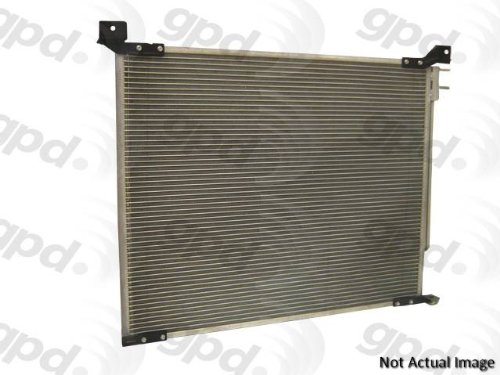 Global Parts Distributors 3462C Air Conditioning Condensers