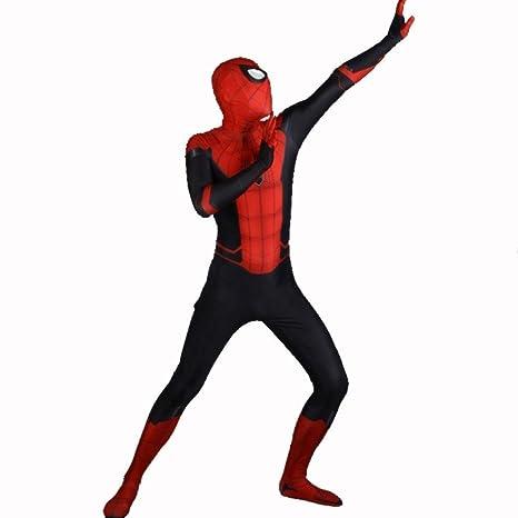 YUQIN Traje De Cosplay De Spider-Man De Venganza Mallas De ...