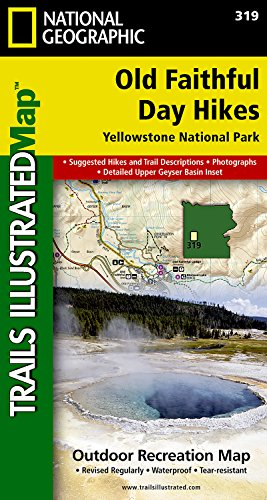 Old Faithful Yellowstone Park - 6
