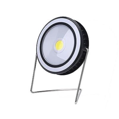 Lumineux Lanterne De Cob CampingHunpta Led Lampe Solaire qSc3L5ARj4