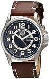 Luminox Men's 1801 Stainless-Steel Analog Bezel Watch