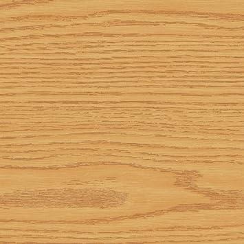 Sockelleiste Fu/ßbodenleiste Standard aus MDF in Eiche 2600 x 10 x 60 mm