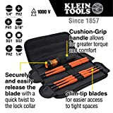 Klein Tools 32288 Insulated Screwdriver, 8-in-1