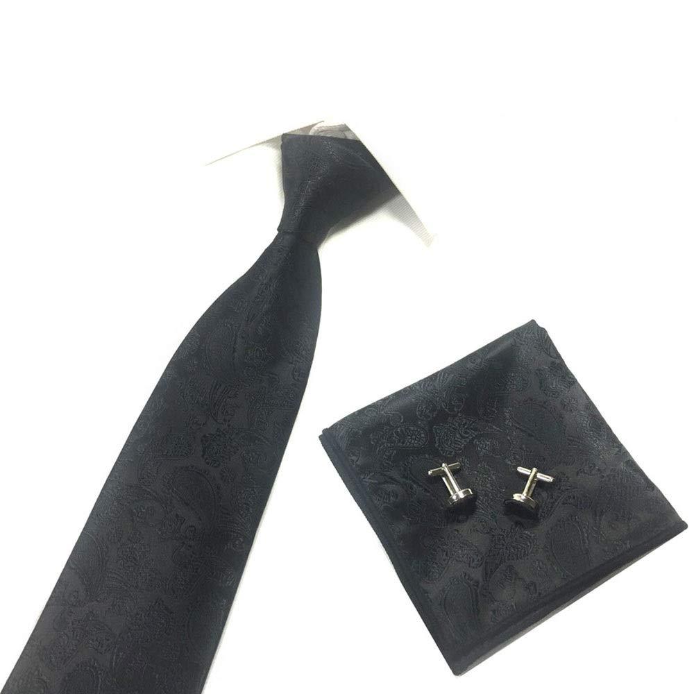 Corbatas Formal Clásica para Hombre Mens Paisley Jacquard Corbata ...
