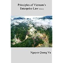 Principles of Vietnam's Enterprise Law (Vol. 2)