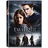 Twilight / La fascination (Two-Disc Special Edition) (Bilingual)by Kristen Stewart