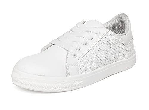 newest collection clearance sale best choice Buy Persome White Casual Shoes for Women & Girls at Amazon.in
