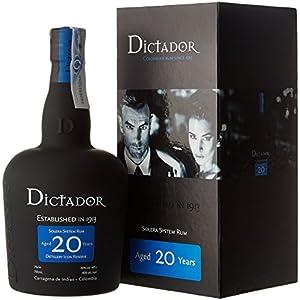 Dictador Rum 20 A. con Astuccio, 700 ml 9 spesavip
