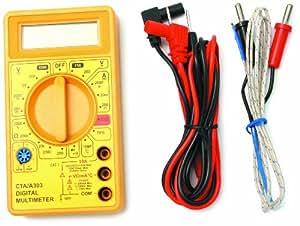 CTA Tools A303 20-Function Digital Multi-Tester