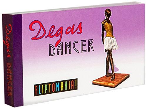 Fliptomania Degas Dancer Flipbook
