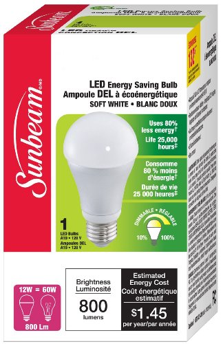 Sunbeam Led Night Light Bulb in US - 3
