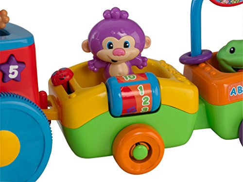 Fisher-Price Laugh & Learn Smart Stages Puppy's Smart Train by Fisher-Price (Image #22)