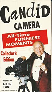 Amazon.com: Candid Camera: Greatest Moments: Peter Funt, Allen ...