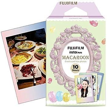 Fujifilm Instax Mini Instant Film (10 sheets, Macaroon )