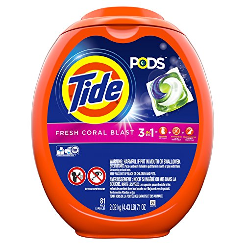 Tide Pods Liquid Detergent Pacs Only $12.98 - Regular Price $20.50
