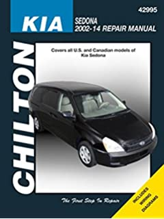 Kia sedona 02 14 haynes automotive haynes publishing kia sedona chilton repair manual 2002 2014 fandeluxe Image collections