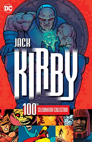 Jack Kirby 100th Celebration Collection (Jack Kirby 100 (2017)) - Dc Entertainment Comic Books