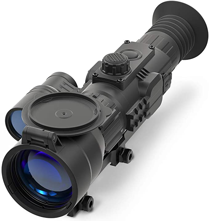 Yukon Yukon Sightline 6-24x70mm N470S Digital Night Vision - The Quickest Scope