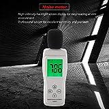 Sound Level Meter Digital Sound Level Decibel Meter