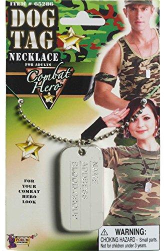 Forum Novelties Army Military Combat Hero Costume Dog
