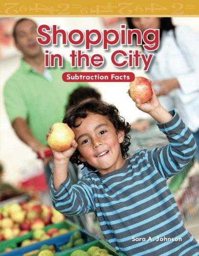 Shopping in the City (Mathematics - Shopping City Johnson