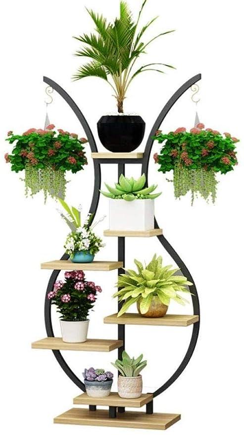 ANXWA Estantes para Flores Soporte De Exhibición De La Planta ...