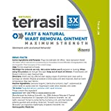 Terrasil Wart Remover Max Ointment - Safe for