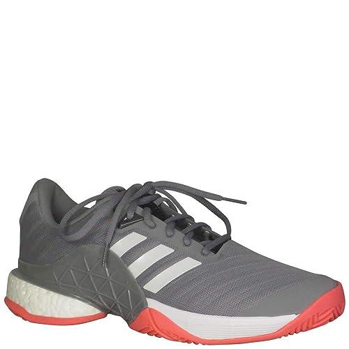 premium selection ea3ff daee5 adidas Barricade 2018 Boost Shoe Men s Tennis  Amazon.ca  Shoes   Handbags