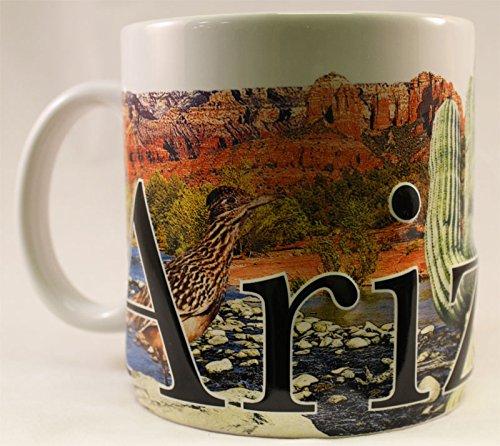 Arizona - ONE 18 oz. Coffee Mug - Arizona Mug