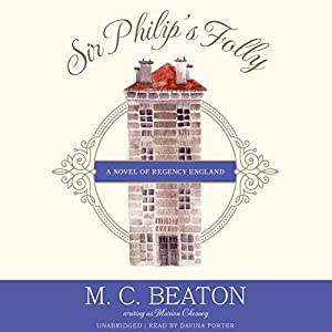 Sir Philip's Folly Audiobook