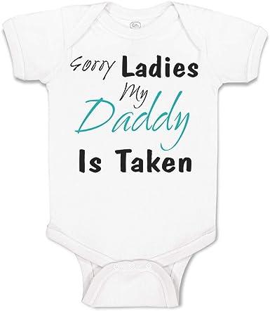 BabyGrow Boy//Girl//Unisex sorry ladies my daddy is taken