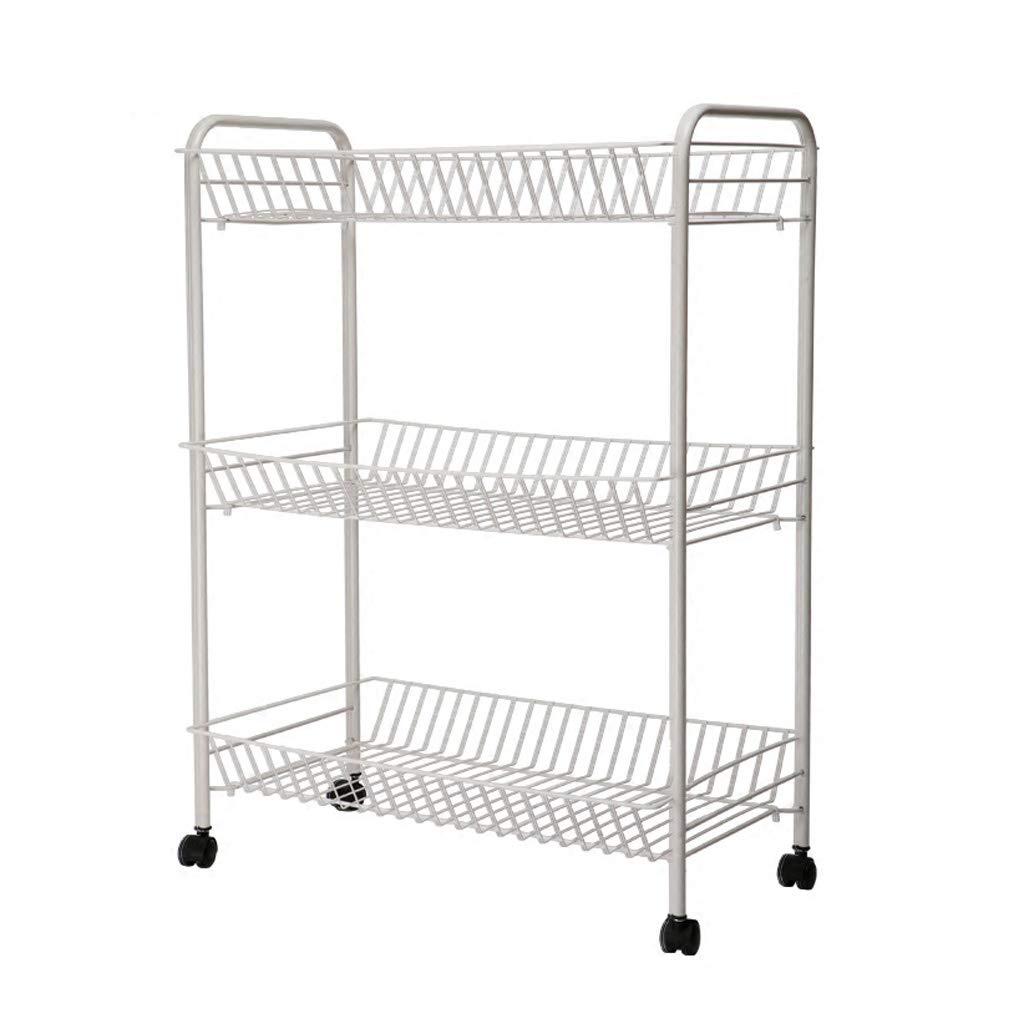 Kitchen shelf Basket Storage rack Carbon steel storage shelf ZL-Storage shelf
