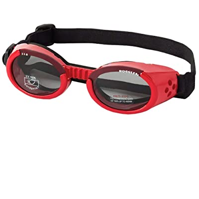 Doggles - ILS Shiny Red Frame