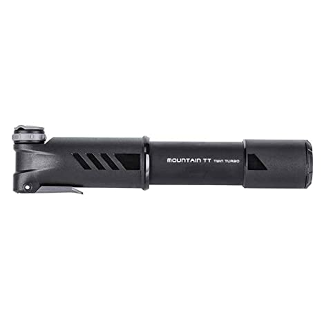 Topeak Mountain TT Twin Turbo 120psi/8.3bar Pump