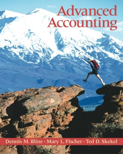 advanced accounting wiley - 5
