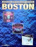 Boston -- Guitar Anthology: Authentic Guitar TAB (Guitar Anthology Series)