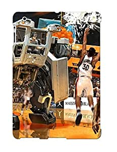 Ellent Design Manipulation Basketball Mech Mecha Robots Humor Funny Sports Phone Case For Ipad 2/3/4 Premium Tpu Case For Thanksgiving Day's Gift
