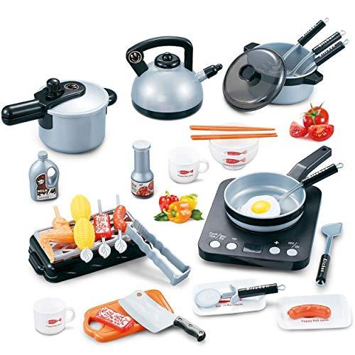 IQ Complete Kitchen Pretend Utensils product image