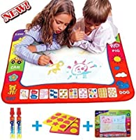 Magic Water Drawing Mat/Water Drawing Painting Mat - Learning toys - baby toys - toddler toys - kids toys - girls toys - boy toy - toys for girls - toys for kids - baby toy