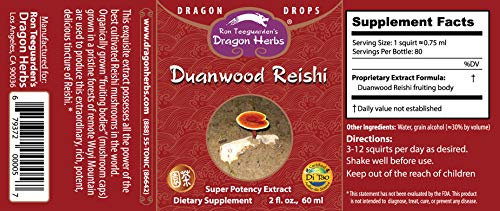 Buy reishi extract dragon herbs