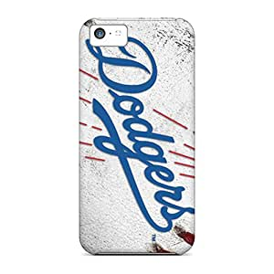 New Style Case Cover RXo2182dgPF Los Angeles Dodgers Compatible With Iphone 5c Protection Case