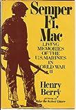 Semper Fi, Mac, Henry Berry, 0877953708