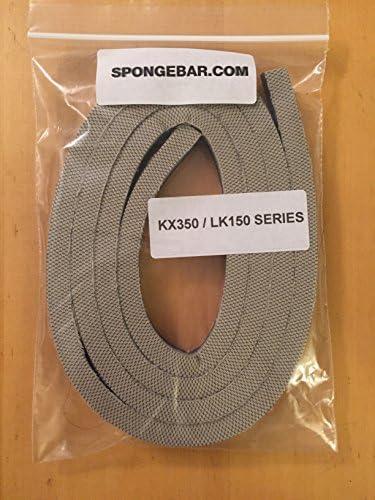 NEW SPONGE BAR STRIP FOR BROTHER KNITTING MACHINE KX350 KX355 KX390 KX395 KH400