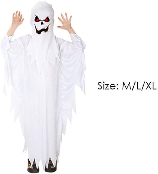 AWYD Disfraces De Miedo De Halloween Niños Niños Disfraz De ...