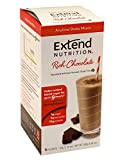 Extend Shake, Rich Chocolate, 5-Count Servings 32g (1.13oz ) Packets,  Net Wt. 5.65 oz