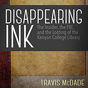 Disappearing Ink Audiobook