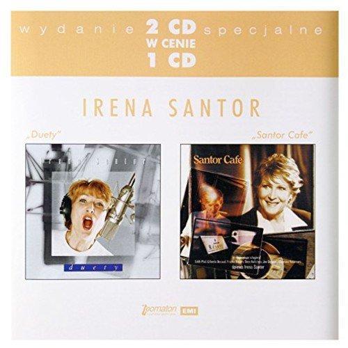 IRENA SANTOR - Duety/santor Cafe By Irena Santor (2004-01-24) - Zortam Music
