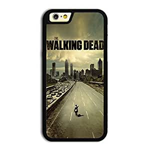 TPU iPhone 6 case protective skin cover with hot TV The Walking Dead cool poster design #7 hjbrhga1544