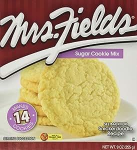 Amazon.com : Mrs. Fields Sugar Cookie Mix : Grocery ...